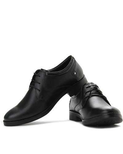 کفش چرم - ورنی