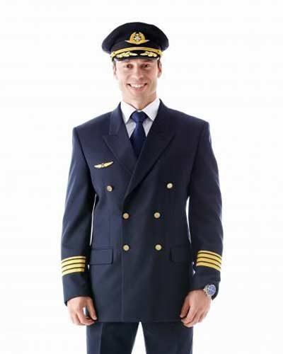 یونیفرم خلبانی - لباس فرم اداری