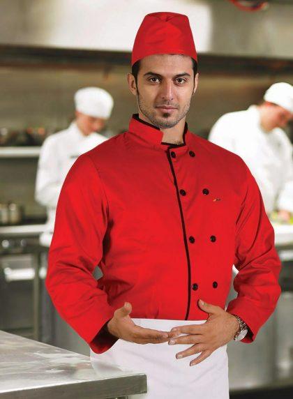 یونیفرم آشپزی